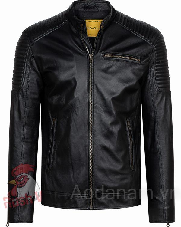 áo da biker