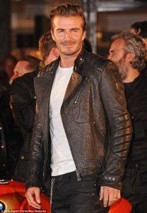 Áo da Beckham