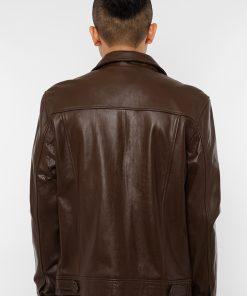 CCF0003 0029 3 Áo da nam, áo da thật