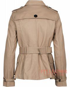 áo da nữ